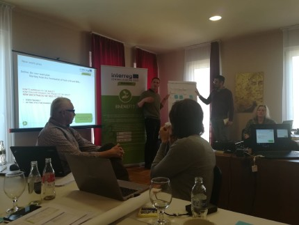 APRIL 2019 - 6th Consortium Meeting in Hungary